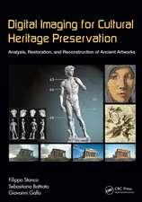 Digital Imaging for Cultural Heritage Preservation