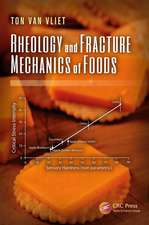 Rheology and Fracture Mechanics of Foods