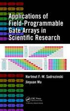Applications of Field-Programmable Gate Arrays in Scientific Research