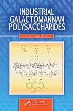 Industrial Galactomannan Polysaccharides
