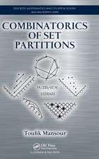 Combinatorics of Set Partitions