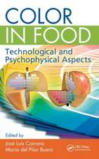 Color in Food:  Technological and Psychophysical Aspects