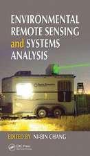 Environmental Remote Sensing and Systems Analysis