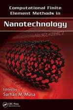 Computational Finite Element Methods in Nanotechnology