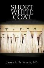Short White Coat