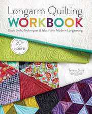 Beginner's Guide to Modern Longarm Quilting