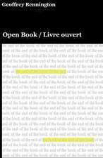 Open Book:  Livre Ouvert