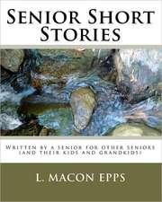 Senior Short Stories