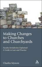Changing Churches: A practical guide to the faculty system
