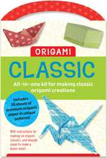 Classic Origami Kit:  Birds