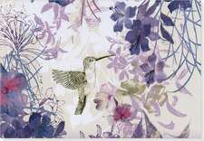 Hummingbird Note Cards (14 Cards/15 Envelopes):  Including the District of Columbia and the Us Territories