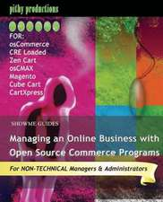 Showme Guides Managing an Online Business with Open Source Commerce Programs