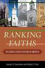 Ranking Faiths