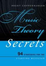 Music Theory Secrets