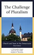 CHALLENGE OF PLURALISM 3ED