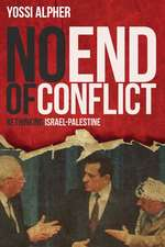 No End of Conflict