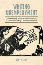 Writing Unemployment