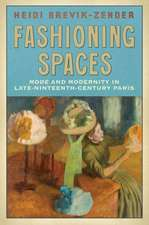 Fashioning Spaces