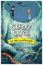 Elf Girl and Raven Boy: Creepy Caves