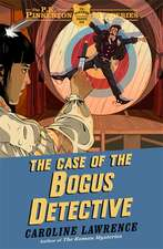 The P. K. Pinkerton Mysteries: The Case of the Bogus Detective