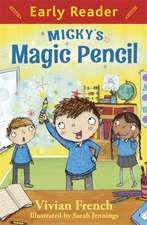 Micky's Magic Pencil