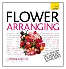 Blacklock, J: Get Started with Flower Arranging