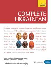 Complete Ukrainian Beginner to Intermediate Course