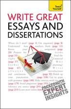 Write Winning Essays and Dissertations: Teach Yourself