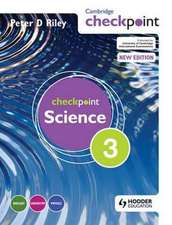 CAMBRIDGE CHECKPOINT SCIENCE S