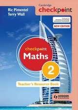 Cambridge Checkpoint Maths Teacher's Resource Book 2