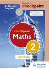 Cambridge Checkpoint Maths Workbook 2