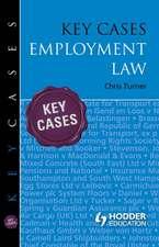 Key Cases:  Employment Law
