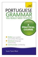 Portuguese Grammar You Really Need To Know: Teach Yourself