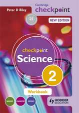 Cambridge Checkpoint Science Workbook 2