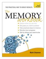 The Memory Workbook:  All That Matters