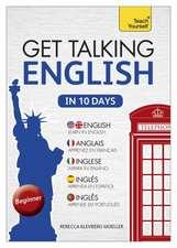 Get Talking English in Ten Days Beginner Audio Course