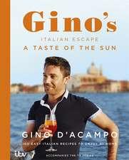 D'Acampo, G: A Taste of the Sun: Gino's Italian Escape (Book