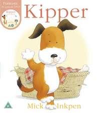Kipper 21st Anniversary Book and DVD
