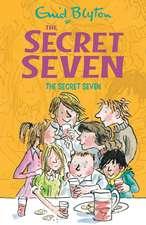 Secret Seven 01: The Secret Seven