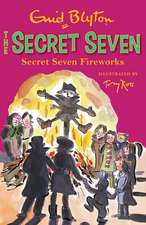 Secret Seven Fireworks