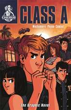 CHERUB: Class A: The Graphic Novel