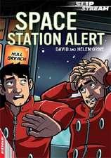 EDGE: Slipstream Short Fiction Level 2: Space Station Alert
