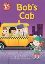 Reading Champion: Bob's Cab