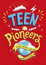 Hubbard, B: Teen Pioneers