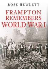 Frampton Remembers Wwi:  From the Mersey and Weaver Sailing Flat to the Mighty Container Ship