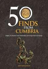 50 Finds From Cumbria