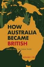How Australia Became British