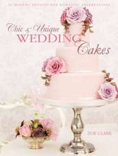 Chic & Unique Wedding Cakes