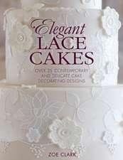 Elegant Lace Cakes