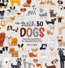 Stitch 50 Dogs